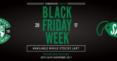 BLACK FRIDAY WEEK NOW ON IN THE HIBERNIAN CLUBSTORE