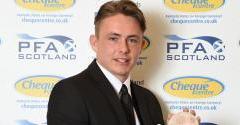 SCOTT ALLAN WINS PFA CHAMPIONSHIP PLAYER OF THE YEAR