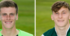 MARTIN AND PATON JOIN GALA FAIRYDEAN ROVERS ON LOAN