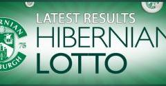 WEDNESDAY'S HIBERNIAN LOTTO RESULTS