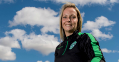 "JOELLE MURRAY: ""PLAYING AT EASTER ROAD IS A GREAT OCCASION"""