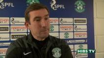 Stubbs Analyses Rovers Draw