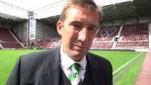 Stubbs on Tynecastle Defeat