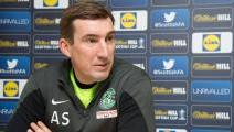 #HMFCVHFC: ALAN STUBBS PRE MATCH INTERVIEW