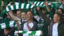 SCOTTISH CUP FINAL: SUNSHINE ON LEITH