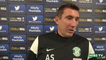 Stubbs on Alloa Cup Tie