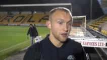 McGeouch on Opening Goal