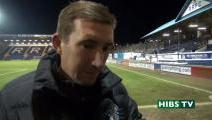 Stubbs Reviews Rovers Win