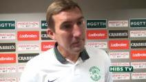 STUBBS ON RAITH ROVERS WIN