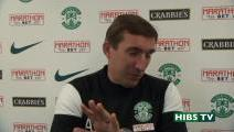 Stubbs Previews Cup Semi Final