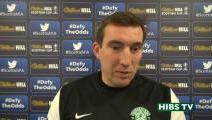 Stubbs Previews Cup Quarter Final