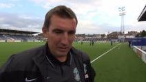 Stubbs on Dumfries Disappointment