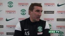 Stubbs on Alloa Test