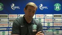 Stubbs on Alloa Victory