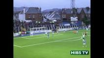Queen of the South 0 Hibs 2
