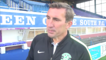 ALAN STUBBS POST MATCH INTERVIEW