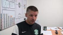 Eddie May on Hibs Return