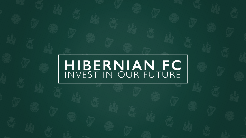 HIBERNIAN FC - INVEST IN OUR FUTURE