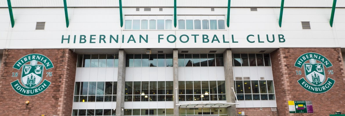 EASTER ROAD OPEN ON XMAS DAY FOR THOSE LESS FORTUNATE
